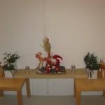 """Julepynt på """"Stallkroa"""""""